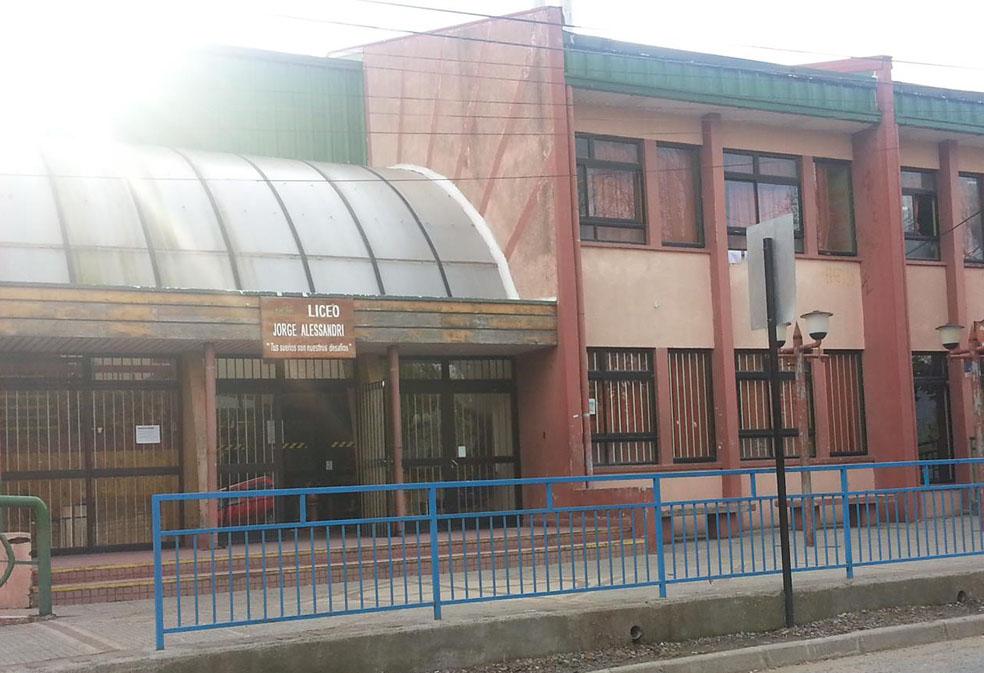Liceo Comercial Jorge Alessandri