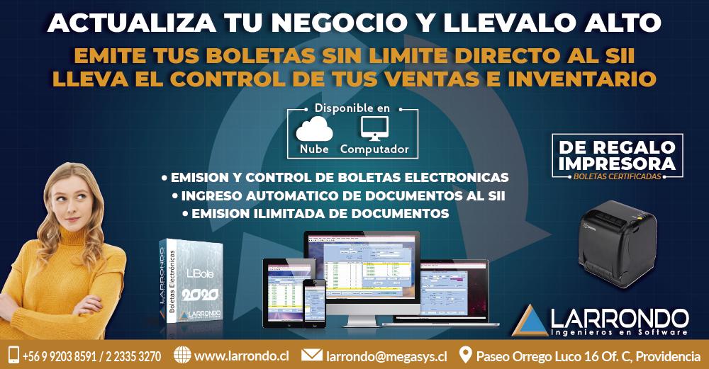 Boleta Electrónica Actualiza tu Negocio y Llévalo Alto